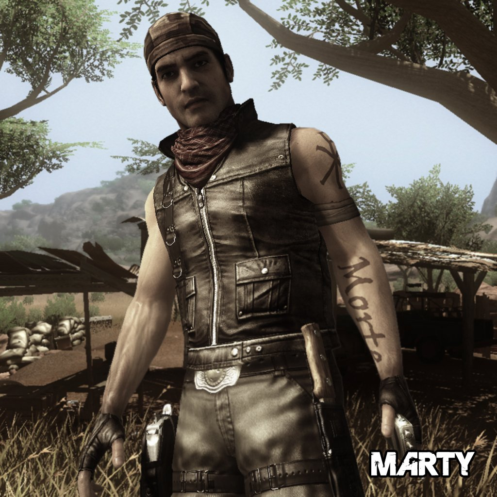 Leipzig O8 Far Cry 2 Screenshots Show Map Editor Feature