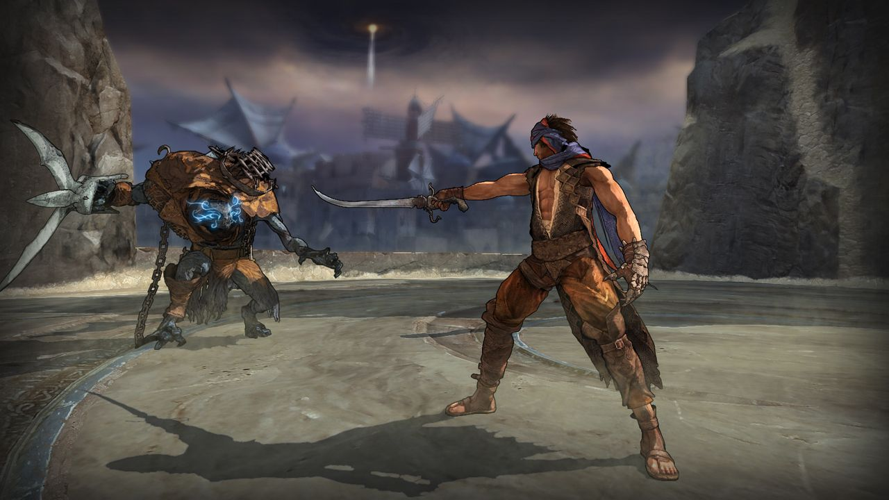Playstation Wrap Up >> TGS 08: Prince of Persia Screenshots and Trailer | MonsterVine