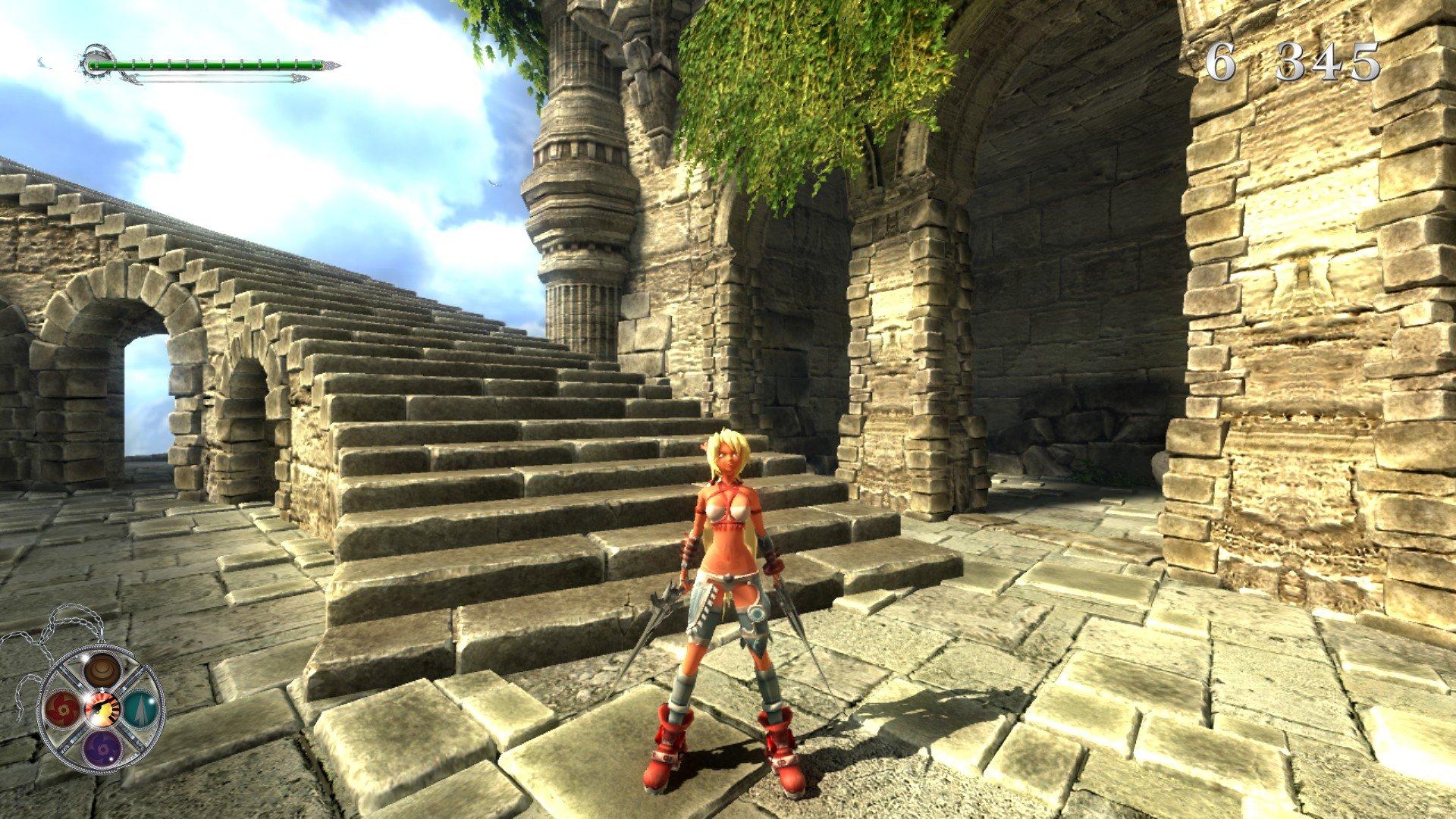 X Blades Ayumi Costumes New X-Blades Sc...