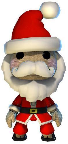 LittleBigPlanet's Santa Costume!