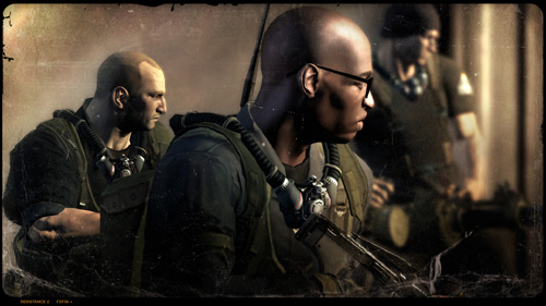 A New Resistance 2 Screenshot!