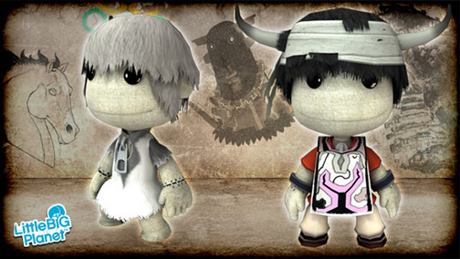 Ico and Yorda!