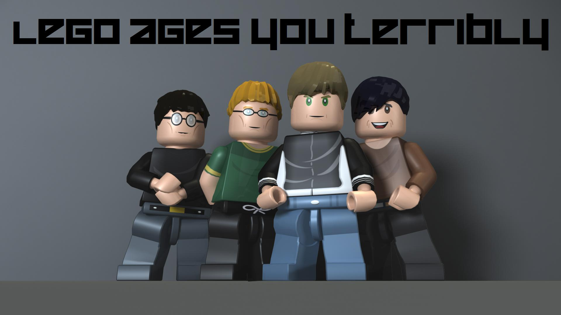 ever wanted to know what blur would look like in lego