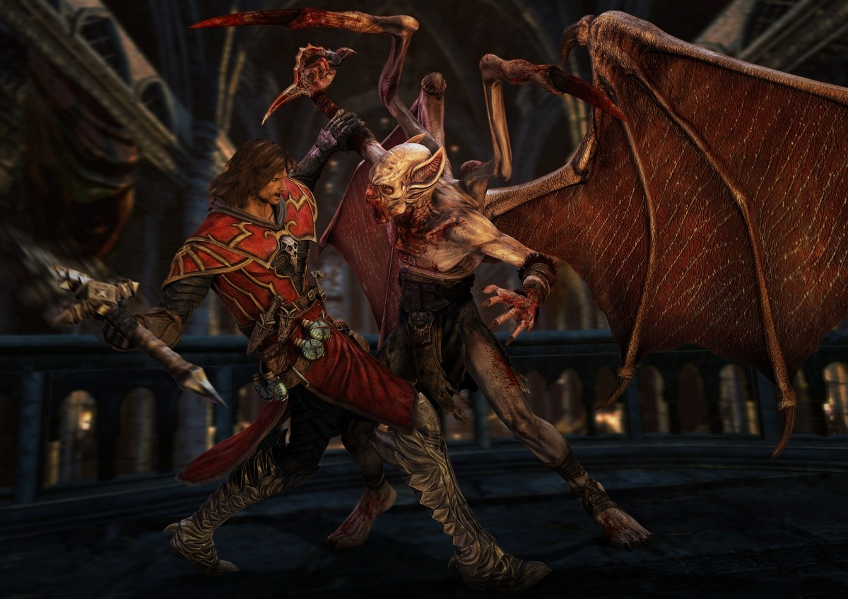E3 10: Castlevania: Lords of Shadow Preview