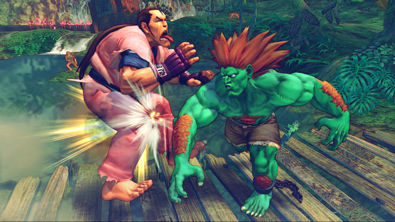 Street fighter characters dan street fighter image - Related Items Capcom Street Fighter 4