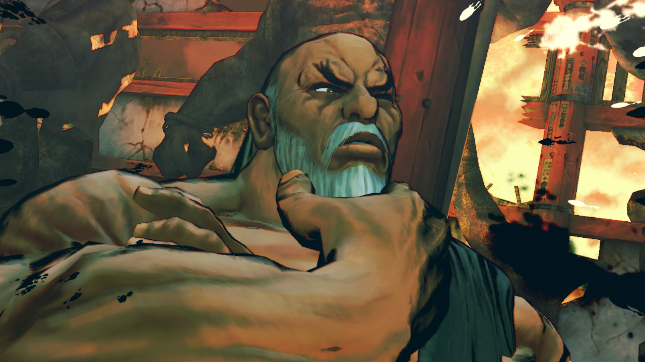 Awesome Street Fighter 4 Roster Revealing Update | MonsterVine