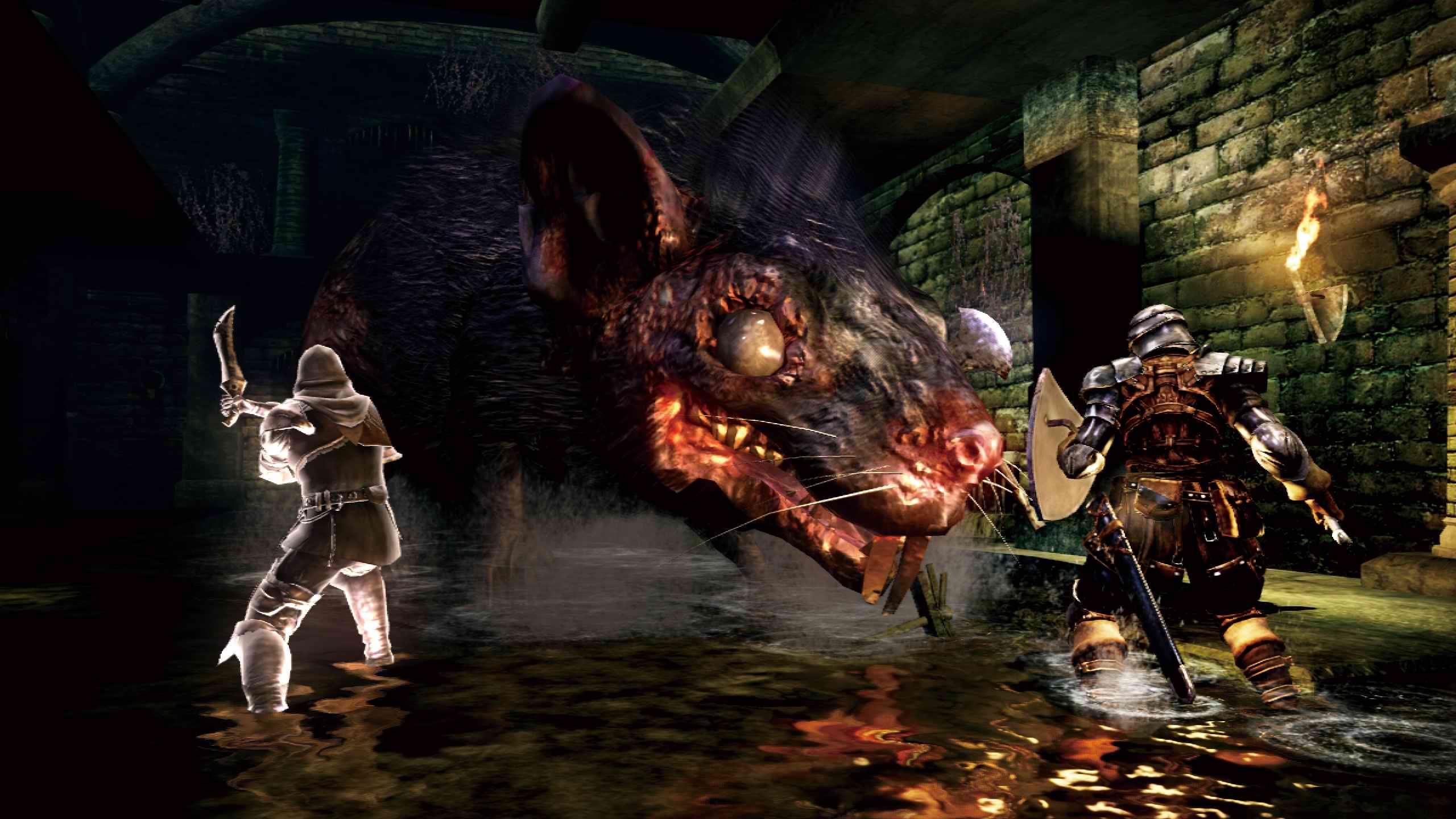 Namco Bandai Officially Renames 'Project Dark' As Dark Souls MonsterVine