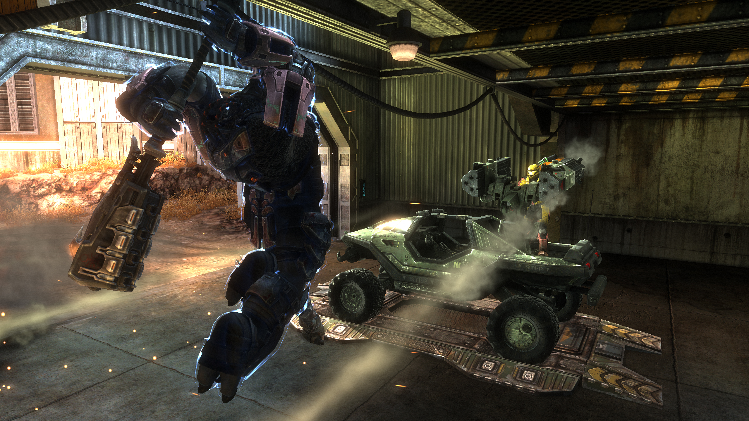 New DLC Coming To Halo: Reach | MonsterVine
