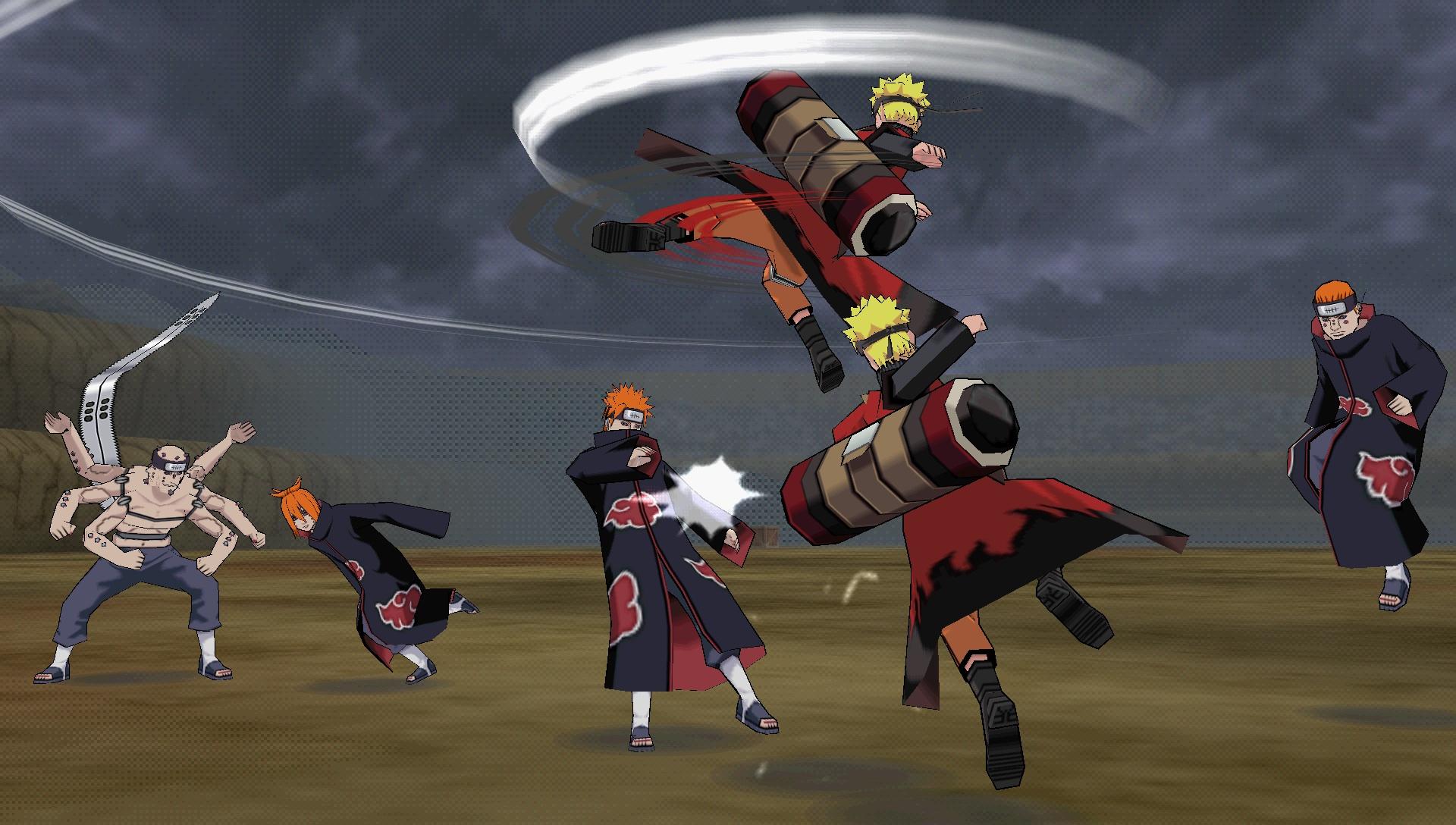 Naruto shippuden ultimate ninja impact rom