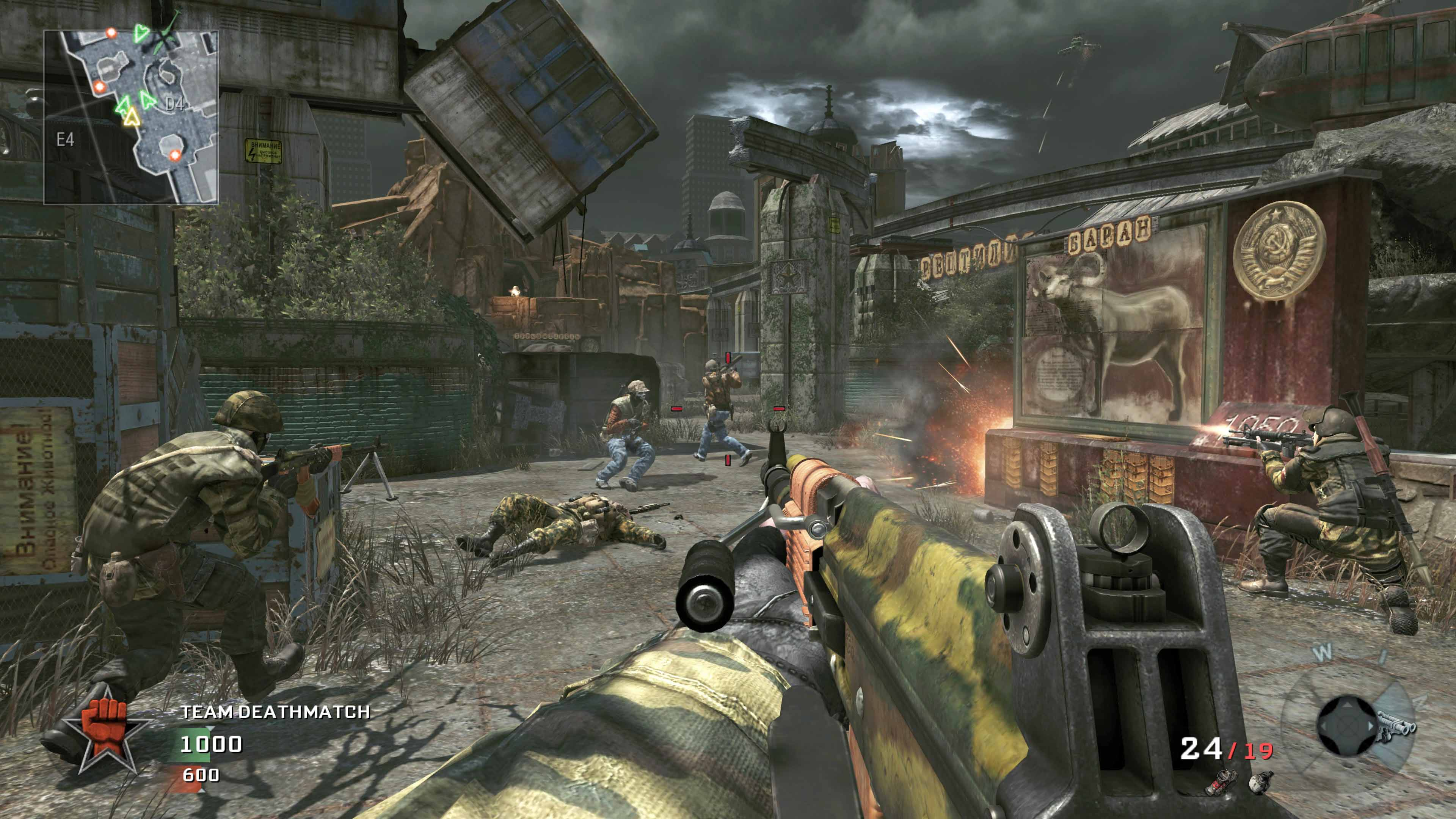 Call of Duty Black Ops Map Pack Escalation Available on Xbox