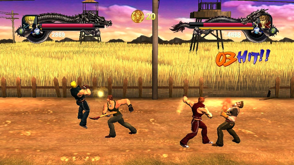 Double dragon playstation download