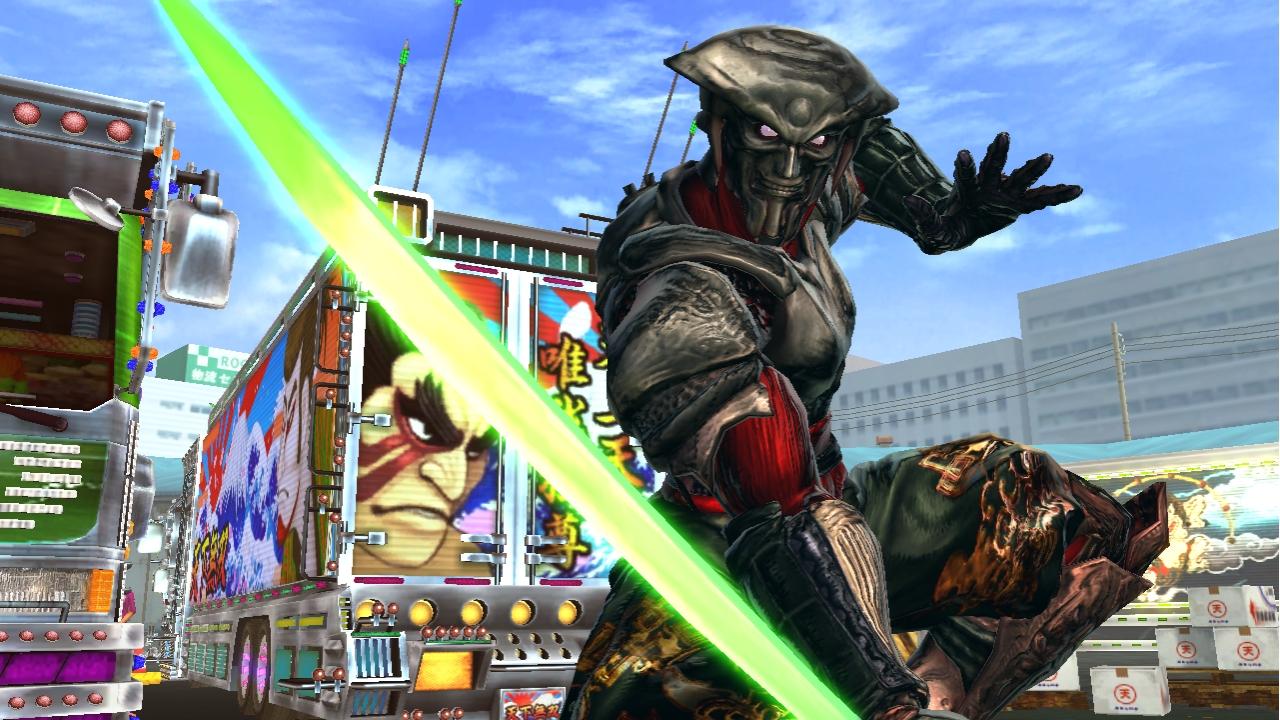 Sdcc 11 Street Fighter X Tekken Four New Characters Revealed Monstervine