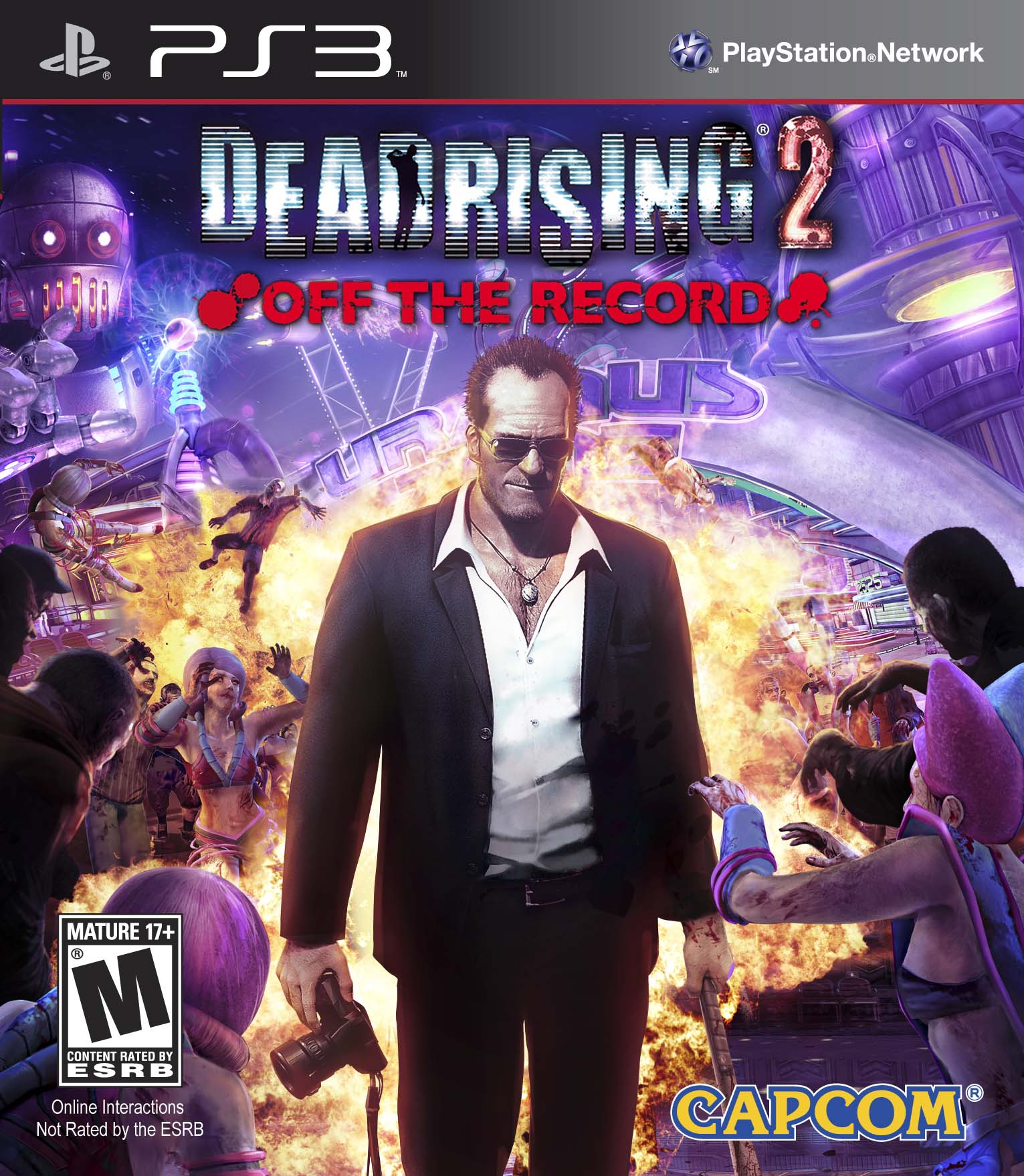 Microsoft XB360 Dead Rising 2.