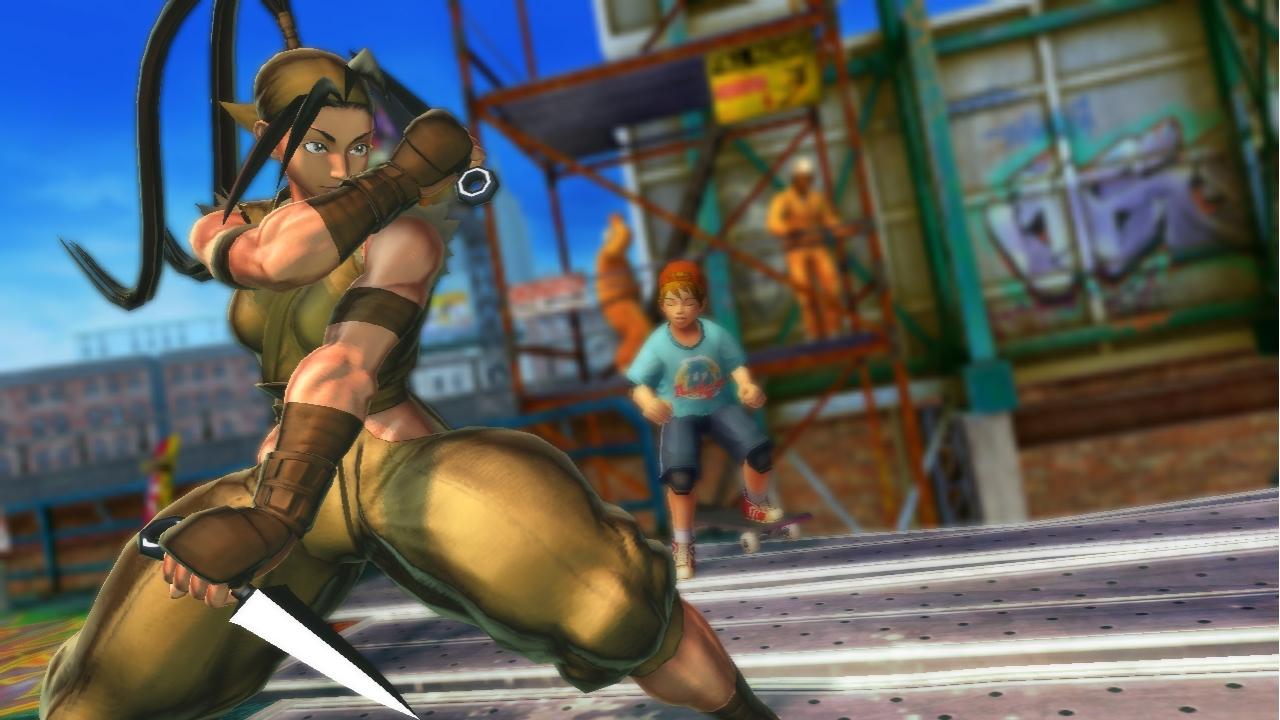 Street fighter x tekken nud adult films