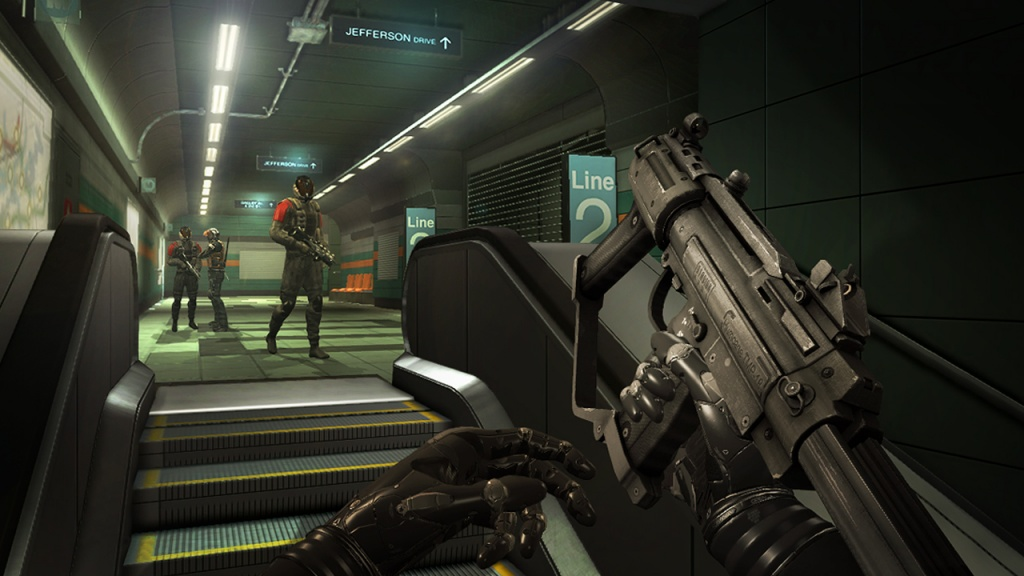 Deus Ex: Human Revolution (2011/RUS/Repack by R.G. Modern) , картинка номер