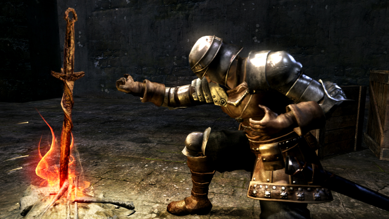DarkSoulsReview_Bonfire