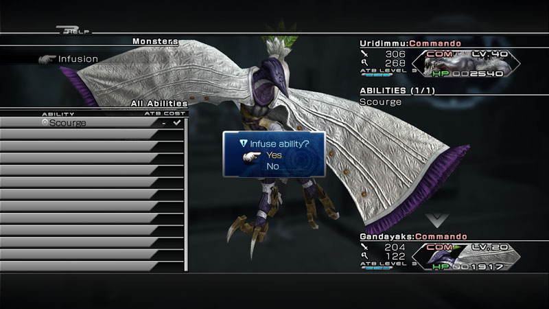New Final Fantasy XIII-2 Screenshots | MonsterVine