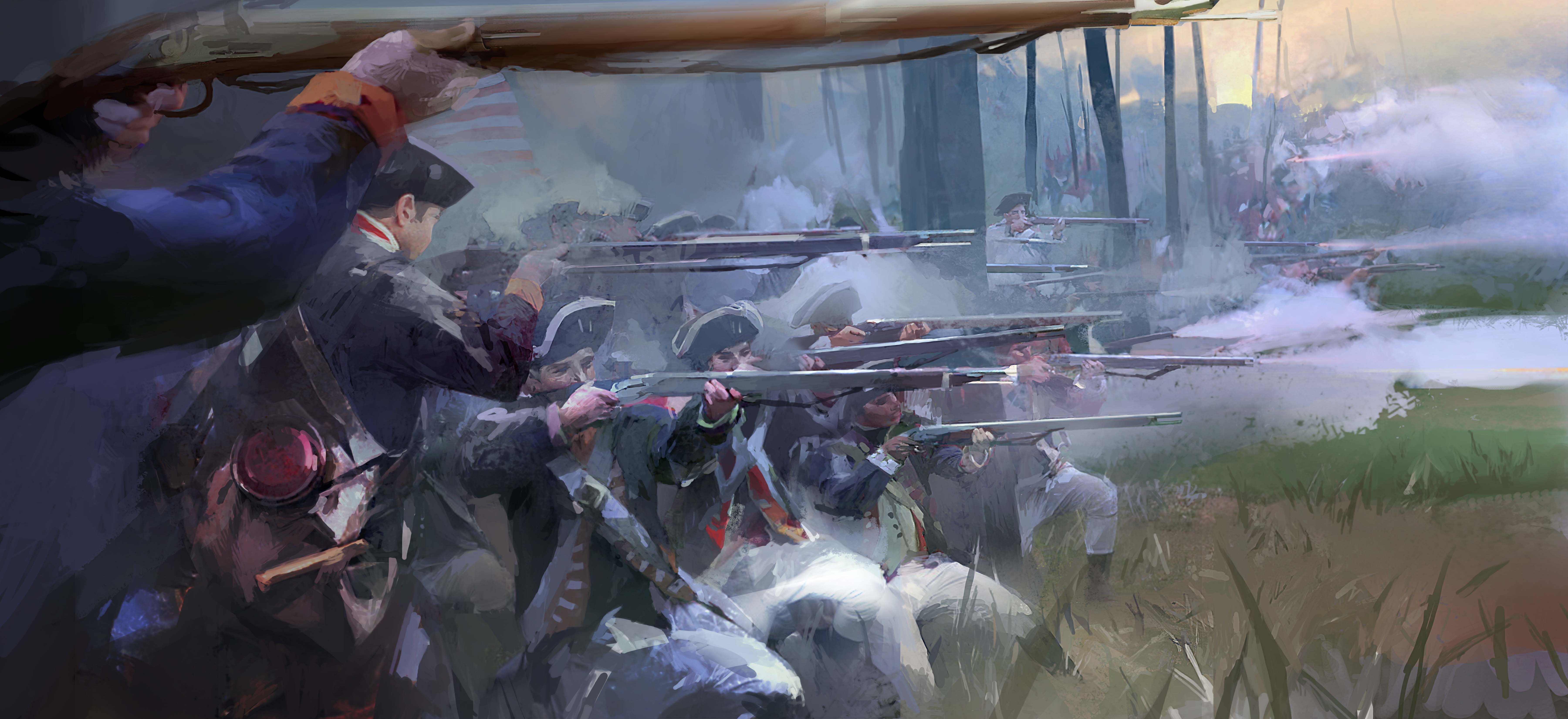 18th century how revolutionary was the Explanation of the effect the first great awakening had on colonial america and the american revolution  of the colonies within the 18th century and mass .