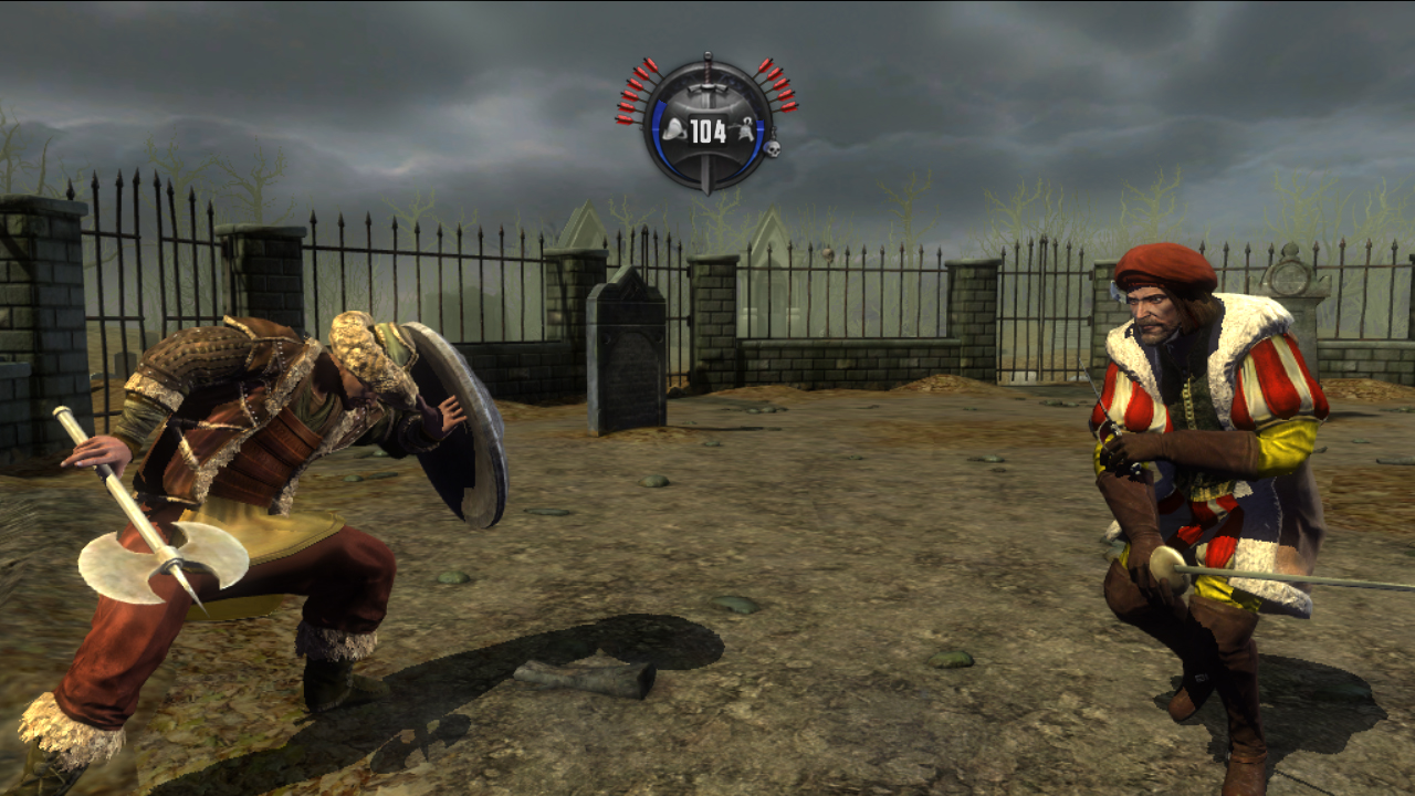 deadliest warrior ancient combat slices up new screenshots
