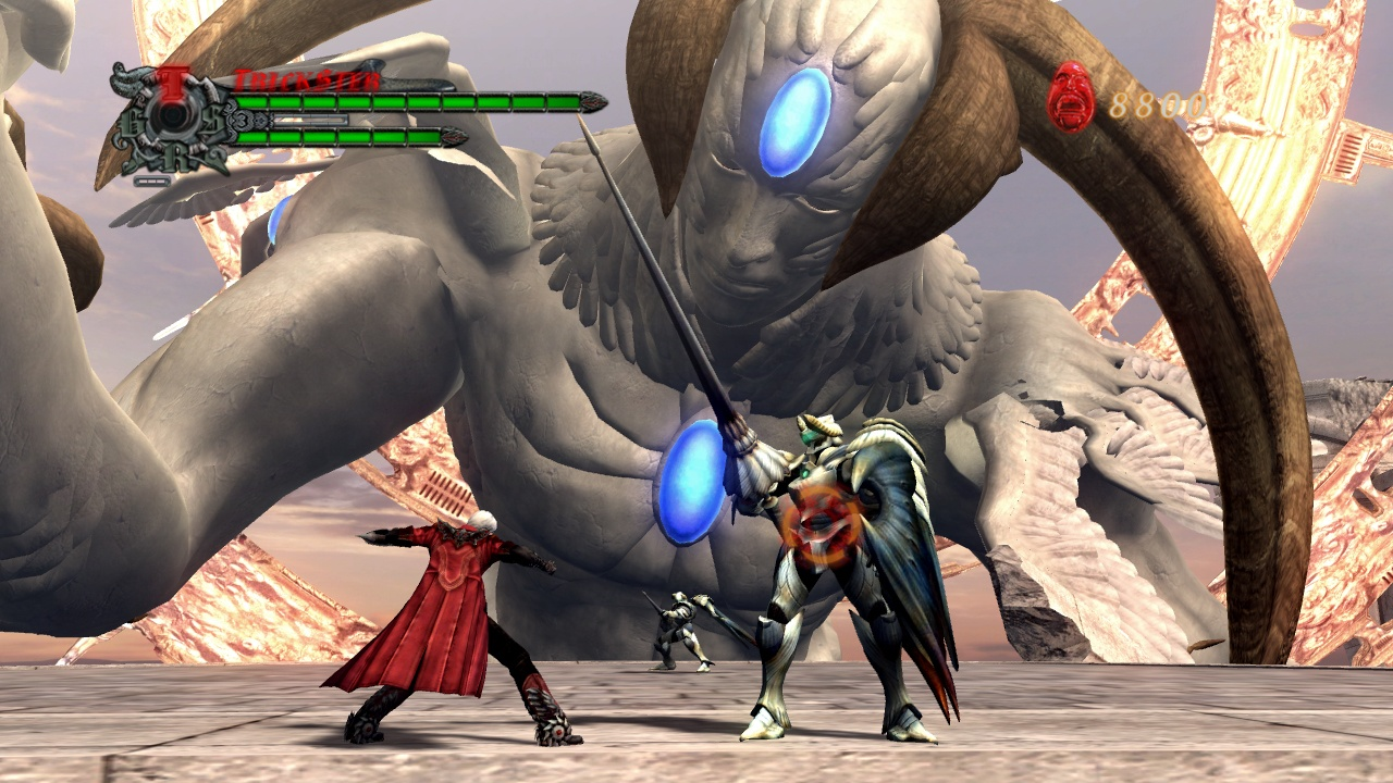 Gameplay Devil May Cry 4 PC Game Iso Full Version