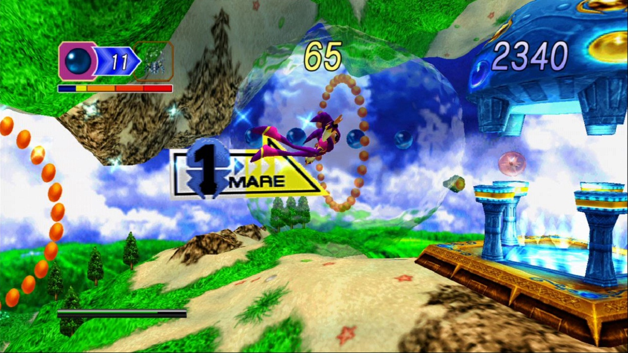 Nights Into Dreams   Returns As A HD Remake | MonsterVine