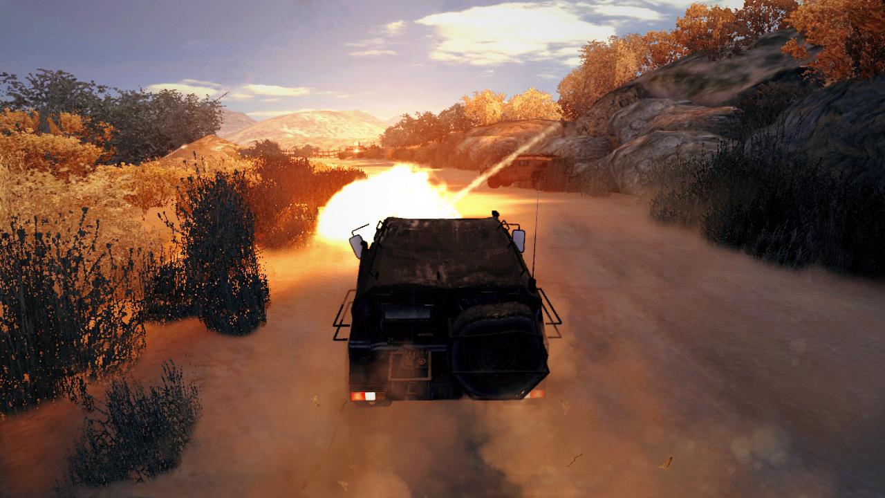 007 Legends - Rocket Target (Licence to Kill)