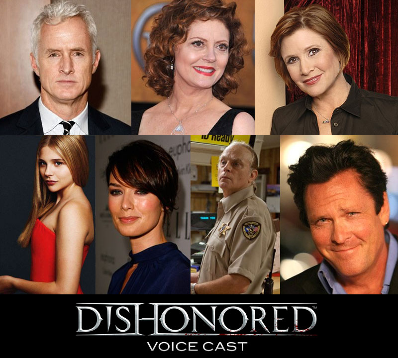 Dishonored Voice Cast Announced - RPad.TV