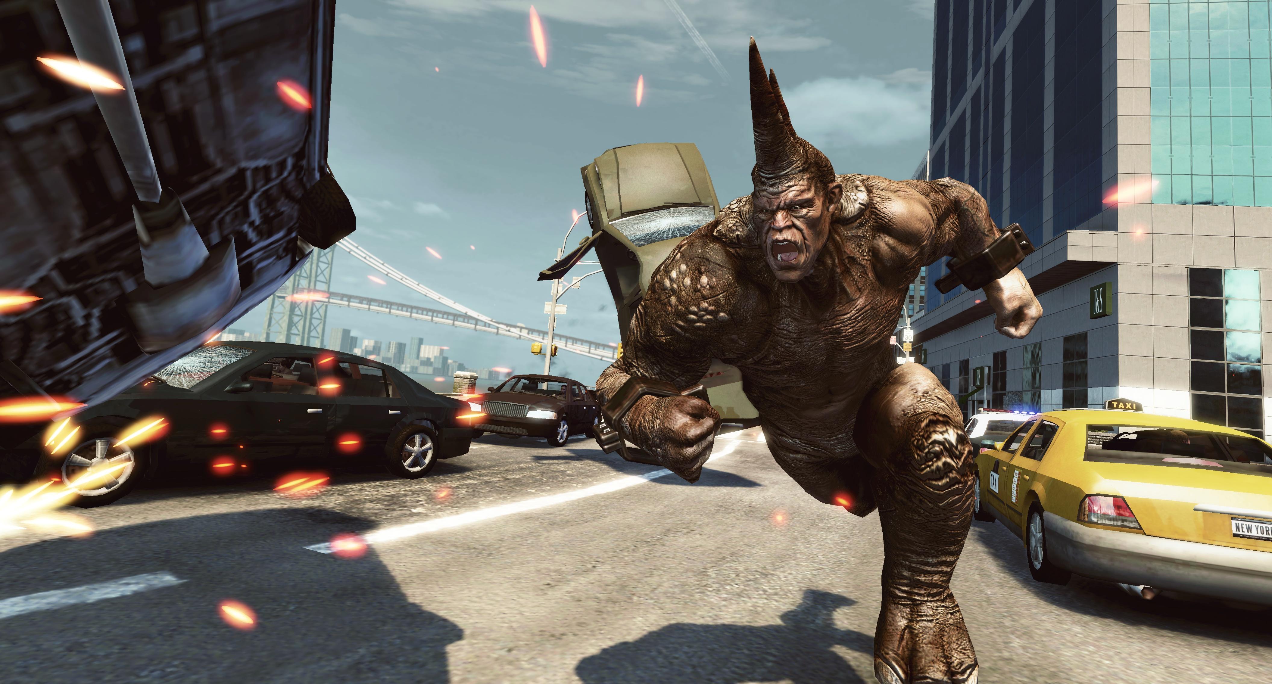 Rhino Video Game