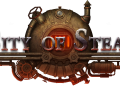 City of Steam Game Logo
