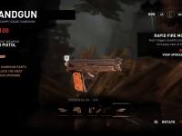 HandgunUpgrade