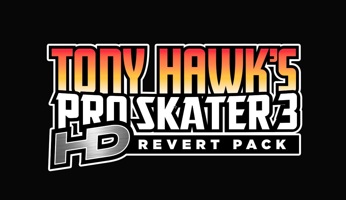 THPS 3 HD Revert Pack DLC logo