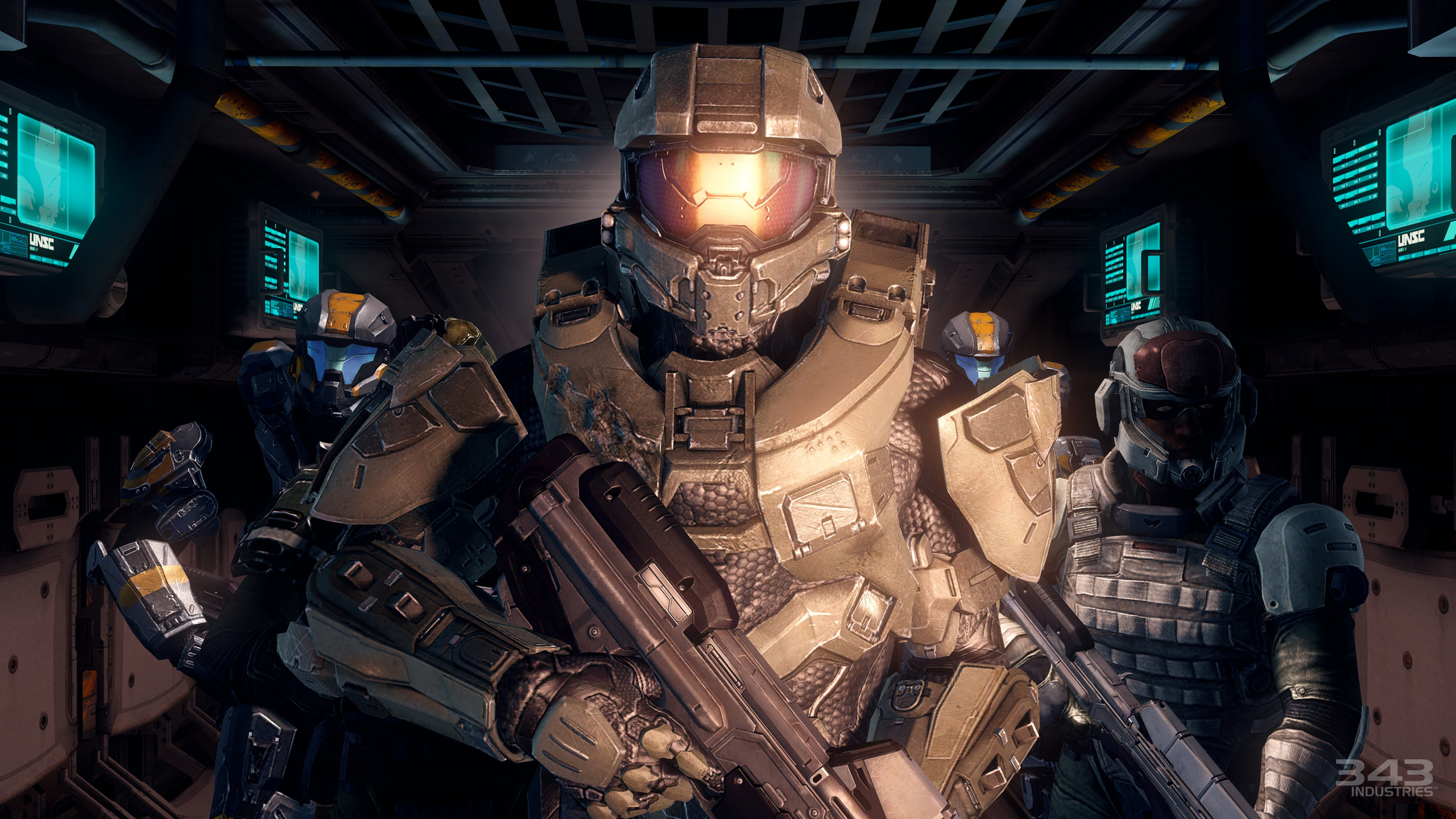 Halo 4 Review The Chief Is Back And Better Than Ever