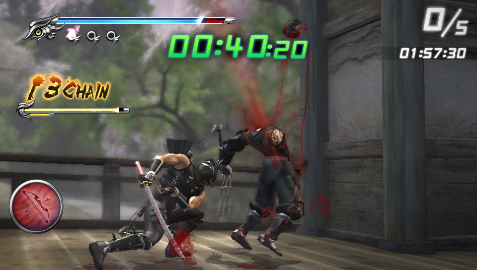 Ninja Gaiden Sigma 2 Plus Screenshots Monstervine
