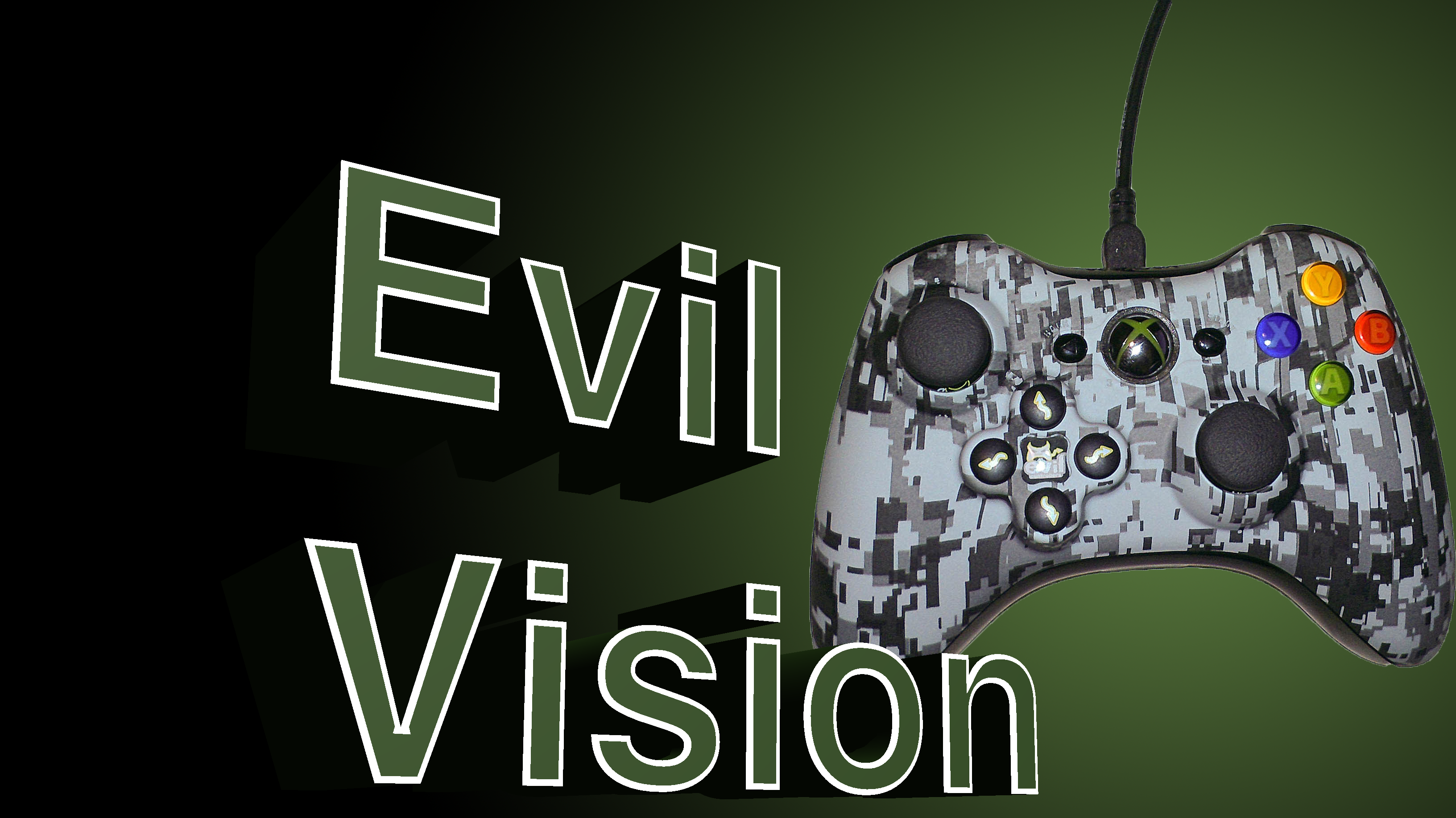 evil vision