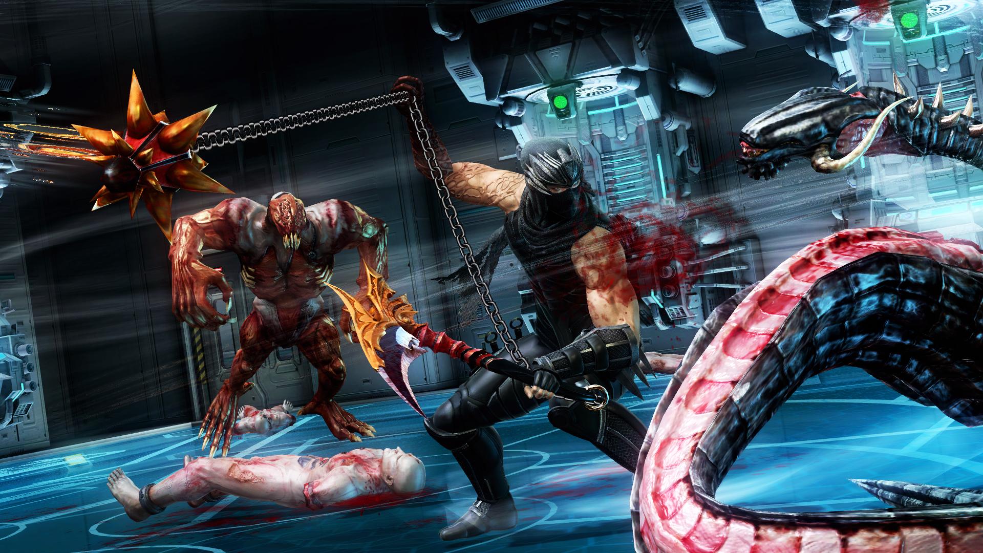 Ninja Gaiden 3 Razor S Edge Review Monstervine