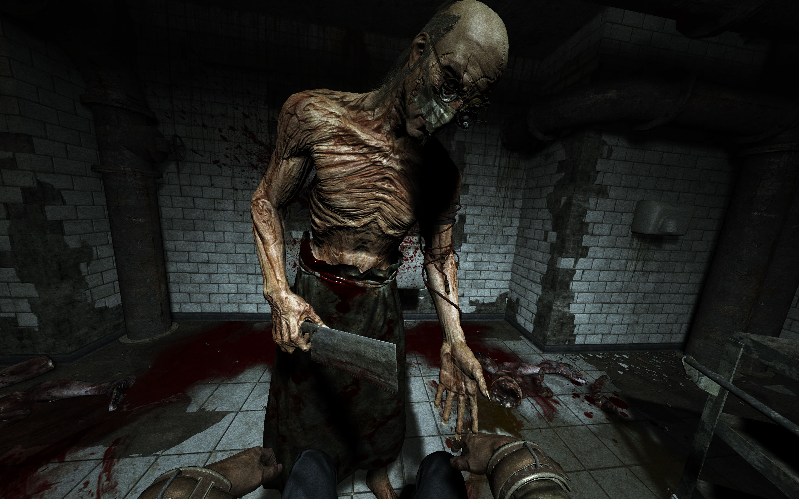 "Outlast will have players takes the role of miles upshur ""a"