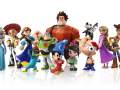 Disney Infinity_Fall_Holiday_Character Lineup