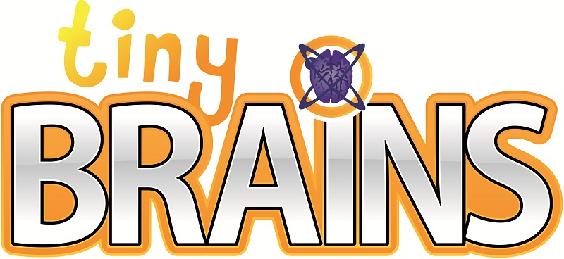 Tiny Brains Logo