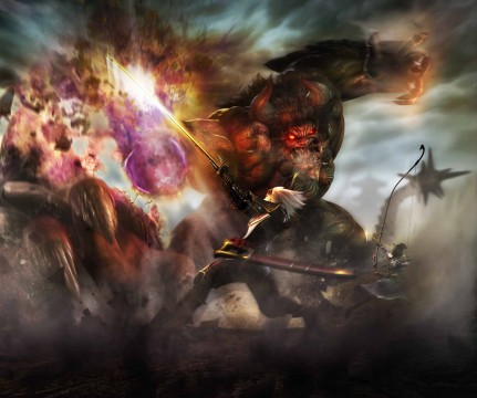 Toukiden - The Age Of Demons - Playstation Vita