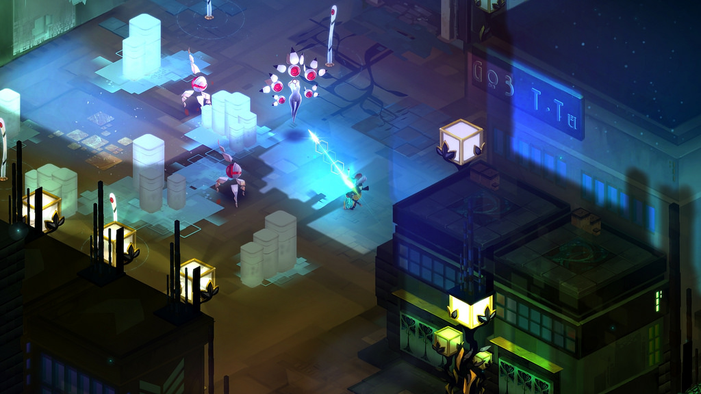 Transistor, From Supergiant Games Comes To PS4 May 20
