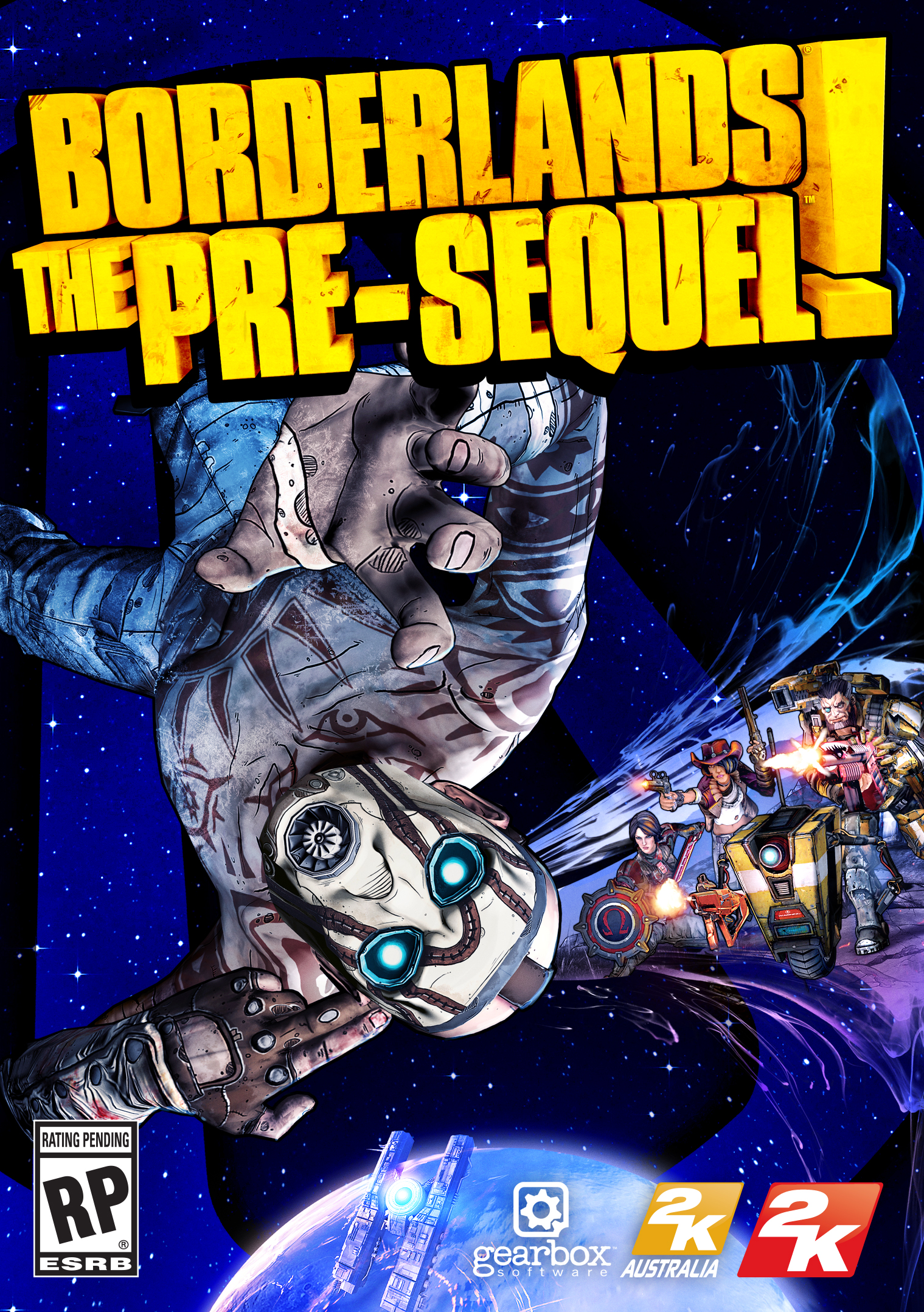 Borderlands Is Getting A Pre-Sequel | MonsterVine Borderlands Pre Sequel