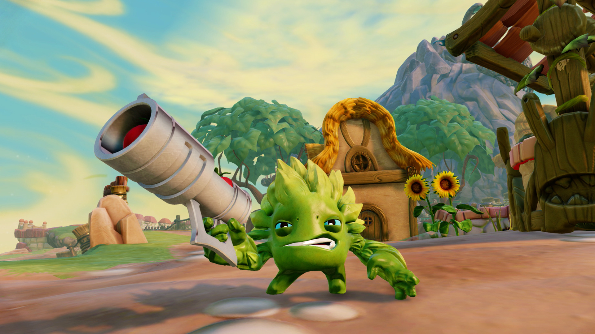 Skylanders Trap Team_Food Fight 1