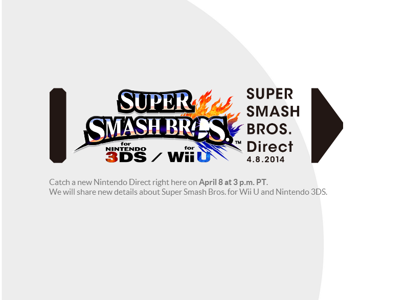 Smash Bros Direct