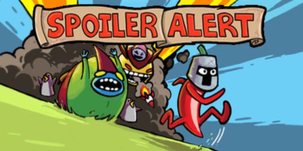 Spoiler Alert banner