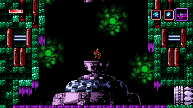 Axiom Verge GreenSaveStation