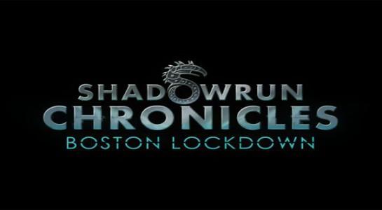Shadowrun Chronicles logo
