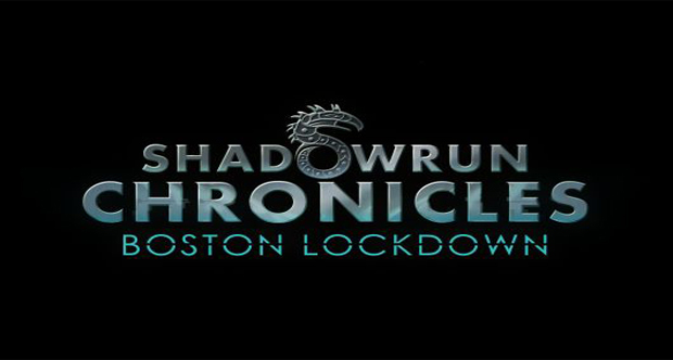 Shadowrun Chronicles logo