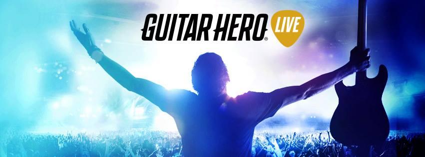 guitar hero live banner