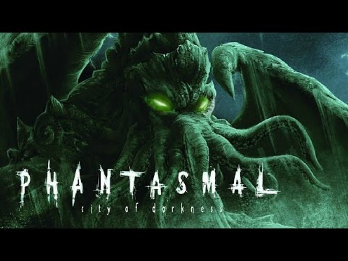 Phantasmal City of Darkness Preview