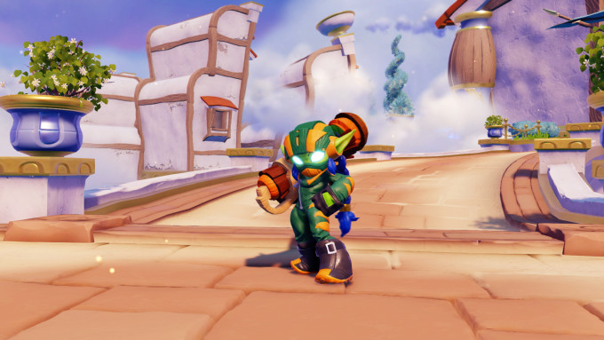 Skylanders SuperChargers Super Shot and Stealth Elf